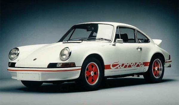 Button pone a la venta su Porsche 911 2.7 Carrera RS (1973)