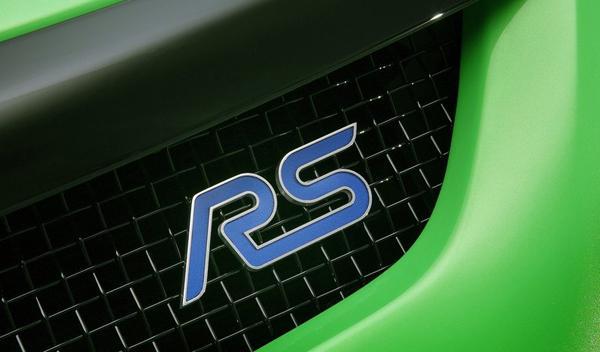 El nuevo Ford Focus RS llegará en 2015