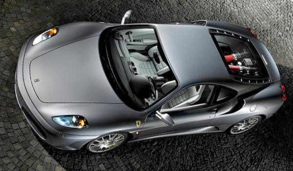 Un Ferrari F430 queda calcinado tras un terrible accidente