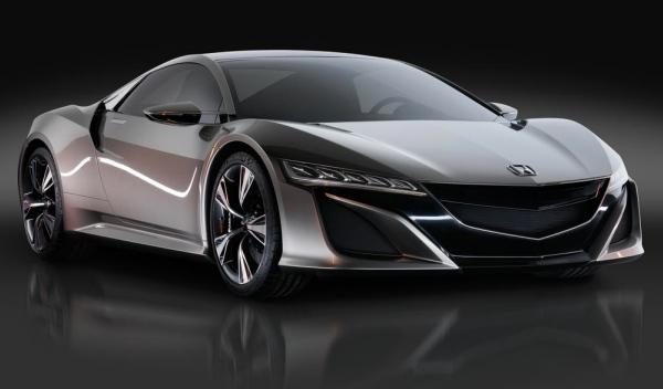 Honda nsx en el sal n de ginebra por fin en europa for New century honda