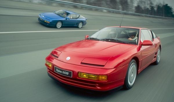 ¿Un nuevo Renault Alpine para el Salón de París 2012?