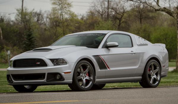 Roush Mustang 2012: preparaciones para todos los gustos