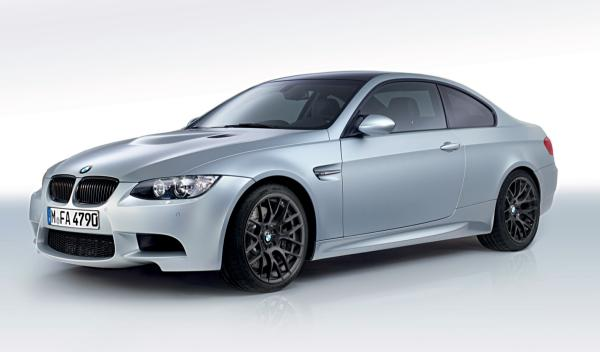 BMW M3 Coupé Frozen Silver Edition
