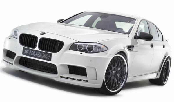 BMW M5 Hamman, con 720 'potros'