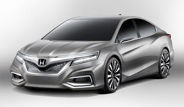 Honda S y C Concept - Salón China 2012
