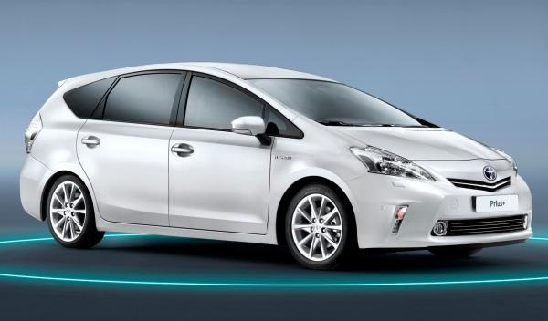 Nuevo Toyota Prius+: un monovolumen híbrido de siete plazas