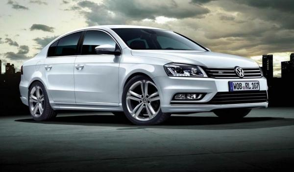Volkswagen Passat R-Line 2012: un toque de deportividad