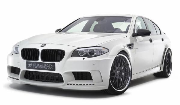 BMW M5 Hamman delantera