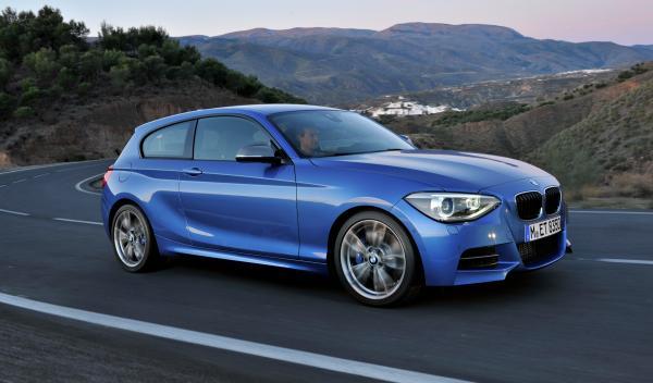 BMW Serie 1 2012 tres puertas