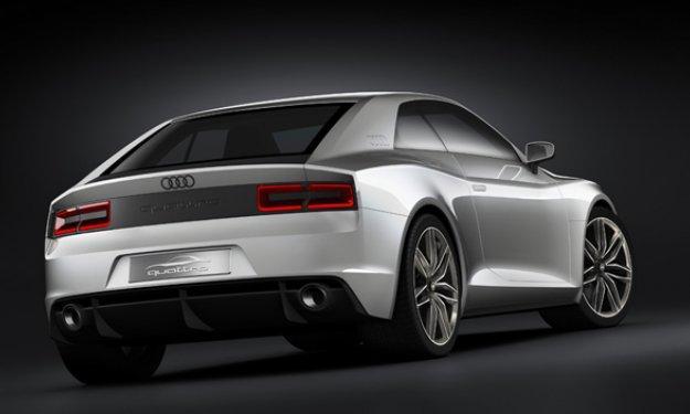 Audi registra las denominaciones R6 y S9, entre otras