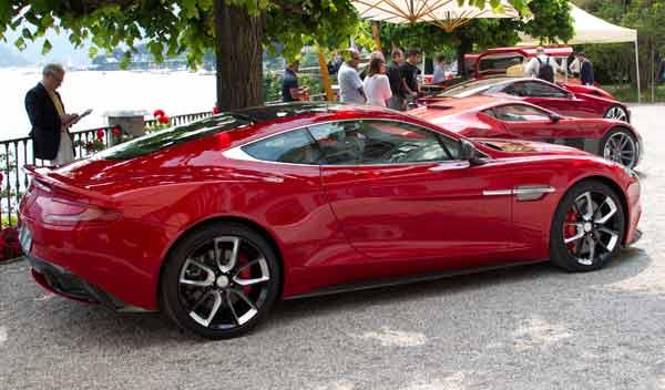 Aston Martin Project AM 310, de bella factura