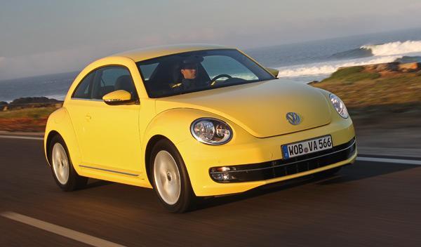Volkswagen Beetle 'Beetlemania', el más equilibrado