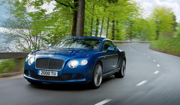 Nuevo Bentley Continental GT Speed coupé