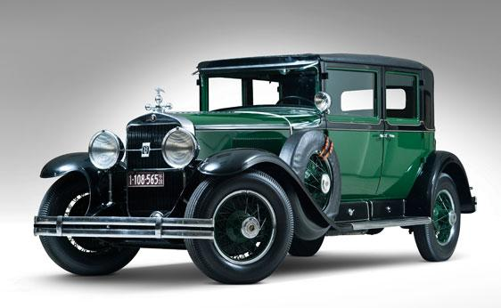 Cadillac Al Capone 1928