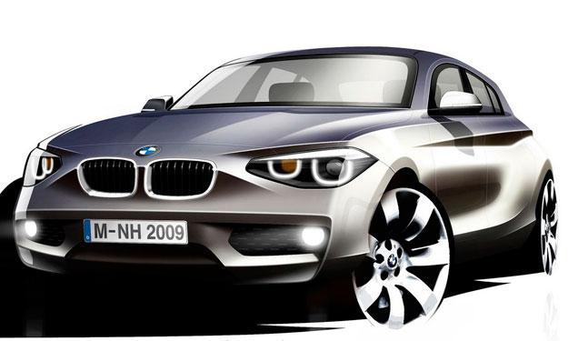 BMW Serie 1 GT, se presenta en septiembre en París