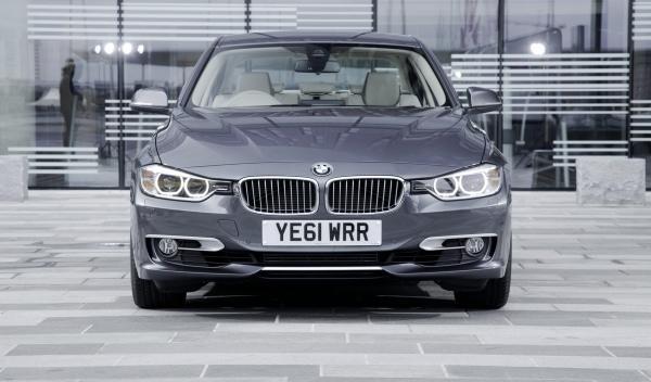 Nuevo BMW Serie 3 GT, cazado