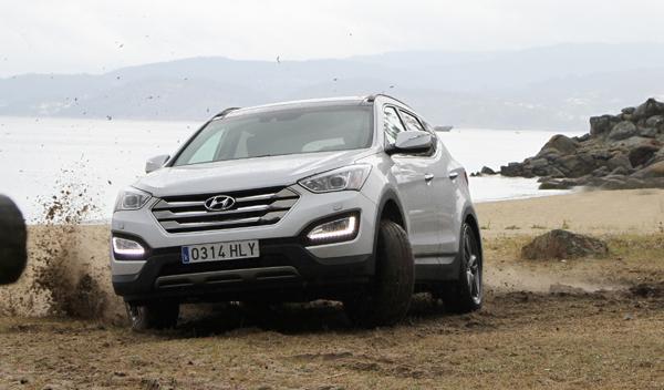 Hyundai-santa-Fe-dinámica-delantera