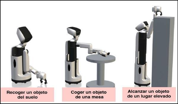 Toyota diseña un prototipo de robot para la ayuda doméstica