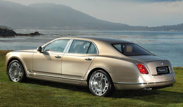 Sigue en directo la presentación de Bentley en París