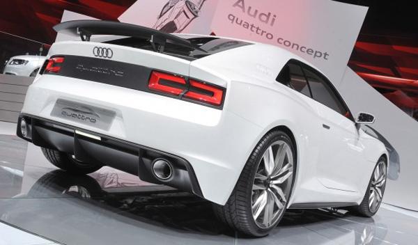 Audi Q-Concept: un nuevo Quattro a la caza del Evoque