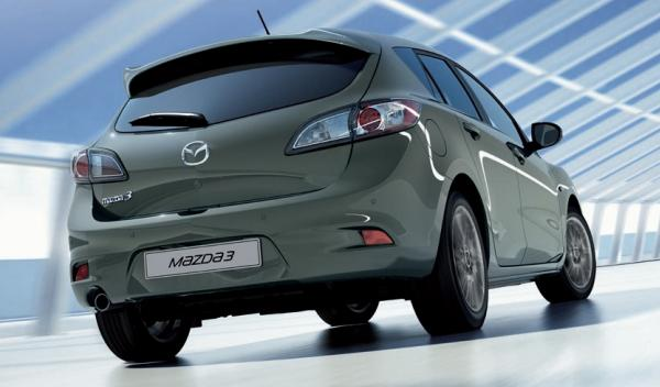 Nuevo Mazda3 Iruka, con un completo equipamiento