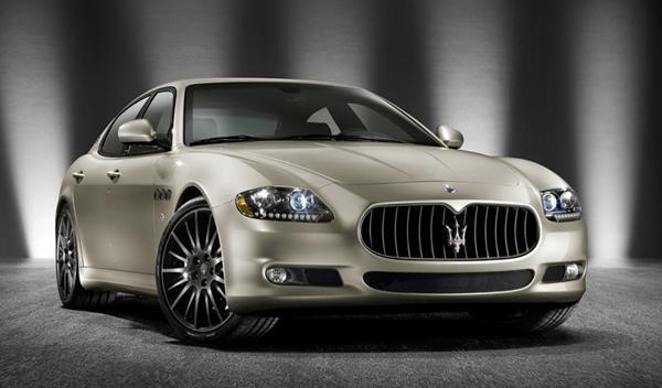 El futuro Maserati Ghibli, cazado en Módena