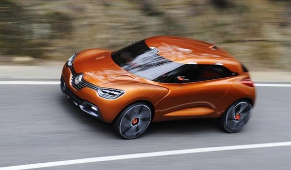 Renault prepara un SUV basado en el Clio y el nuevo Koleos