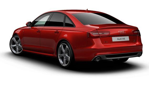 Audi A6 Black Edition Reino Unido