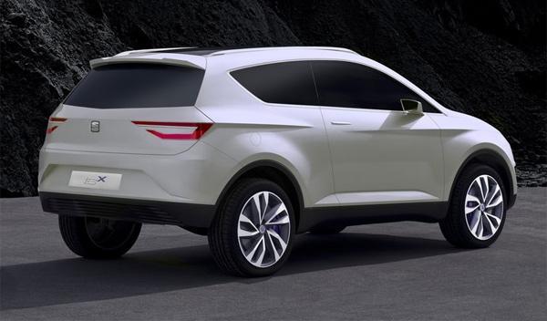 Seat tendrá un SUV inspirado en el IBX para 2015