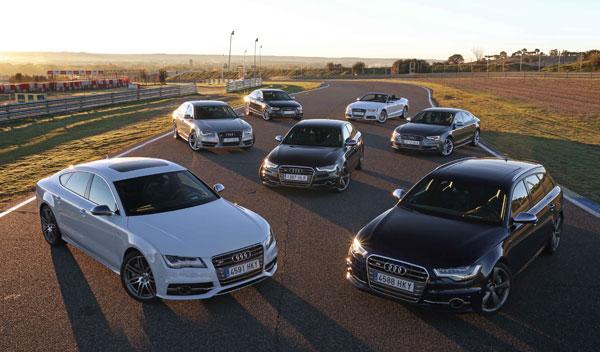 La gama Audi S se pone al día