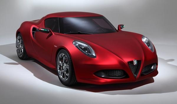 Maserati fabricaría la plataforma de un próximo Alfa Romeo