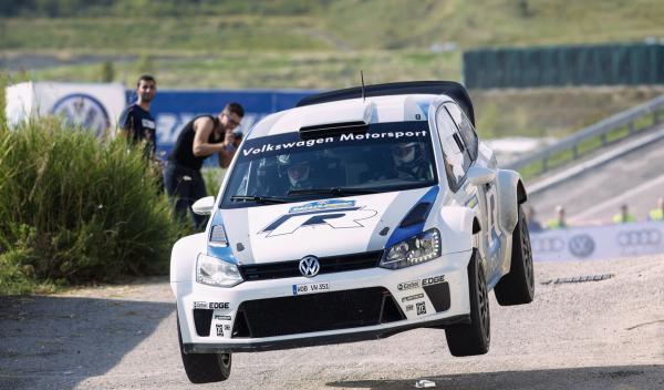 Volkswagen Mundial Rallys 2013