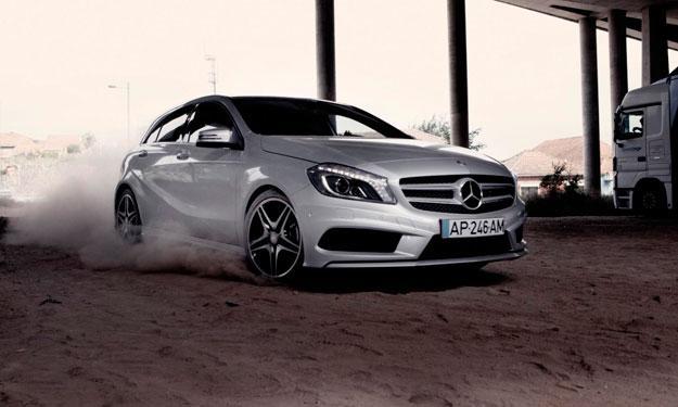 El Mercedes A 250 4Matic será una realidad