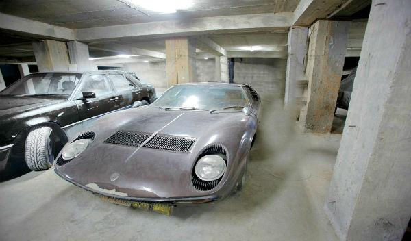 El Lamborghini Miura S de Onassis, subastado por 455.000 €
