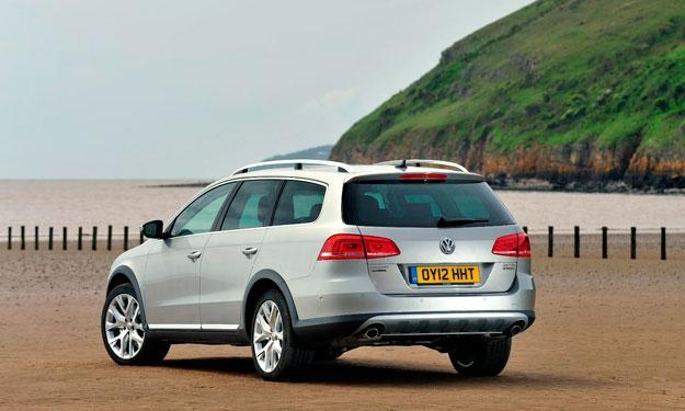Volkswagen lanzará un Golf Alltrack y un Tiguan de 7 plazas
