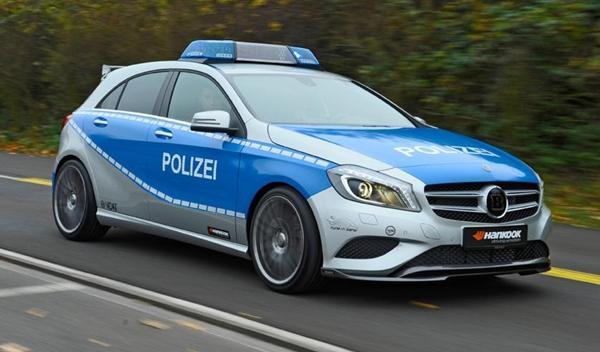 Brabus_Clase_A_policía_alemana_01