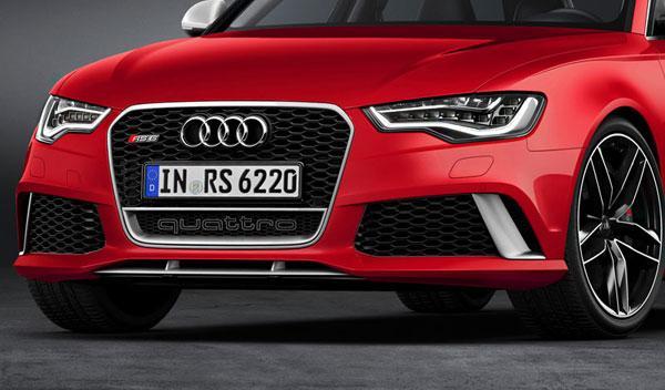 El Audi RS7, ¡cazado!