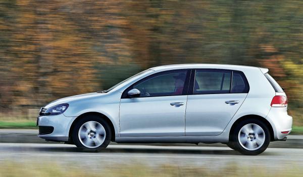 Volkswagen Golf VI de segunda mano: desde 12.000 euros