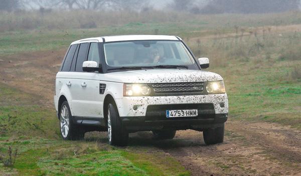 Range Rover Sport 3.0 SDV6 HSE delantera