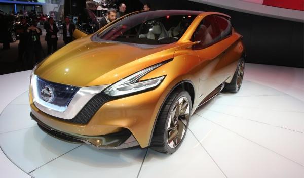 Nissan Resonance Salón de Detroit 2013