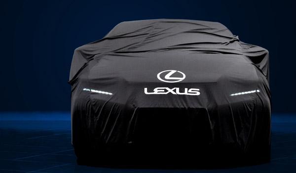 Lexus podría estrenar un nuevo SUV en el Salón de Tokyo