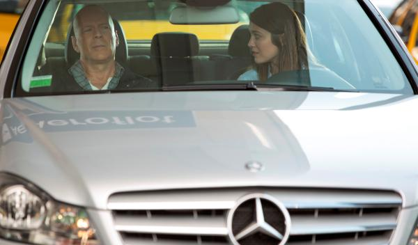 14 Mercedes en 'La Jungla: Un Buen Día Para Morir'