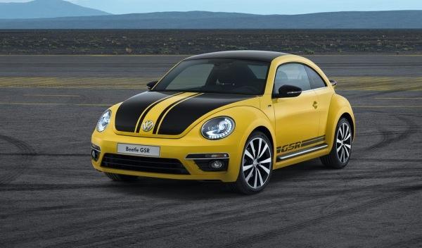 Volkswagen Beetle GSR frontal