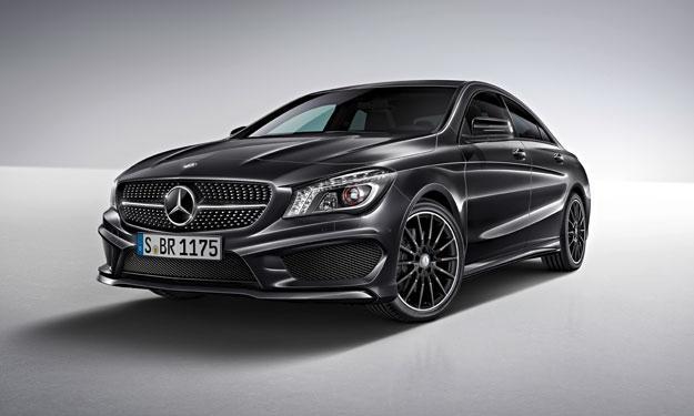 Mercedes CLA Edition 1 acabado