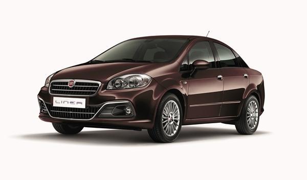 Fiat Linea 2013 frontal