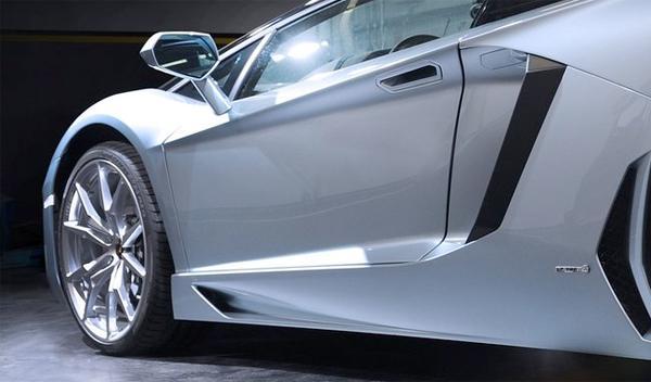 Lamborghini presentará un GT concept V12 en Ginebra