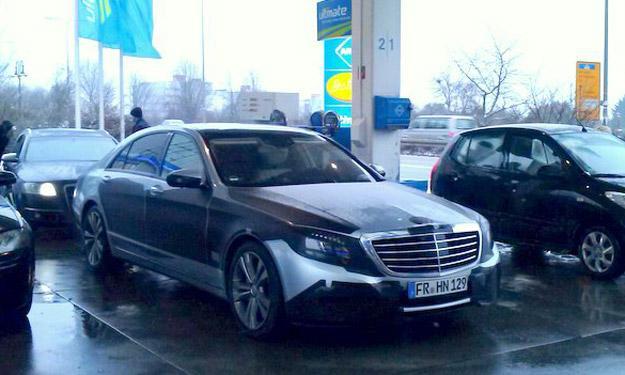 Mercedes Clase S 2013 presentación