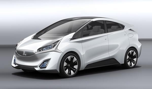 Mitsubishi CA-MIEV Concept delantera