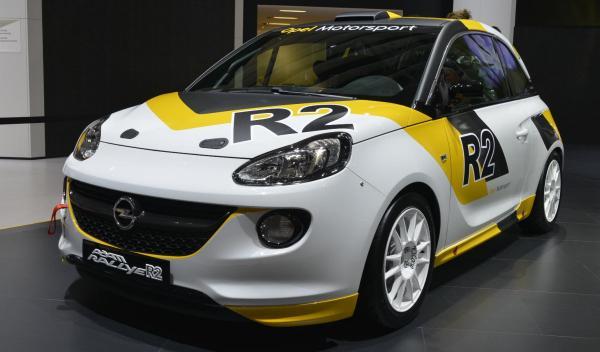 Cuatro novedades mundiales de Opel en el Salón de Ginebra
