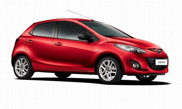 Mazda2 Iruka Salón de Ginebra